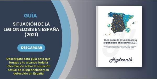 Banner Descarga Ebook Situacion de la Legionelosis en Espana