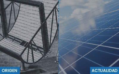 Historia de la Energía Solar Fotovoltaica