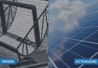 Origen Energia Solar Fotovoltaica